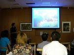 沖縄の水環境を系統立ててお話下さいました